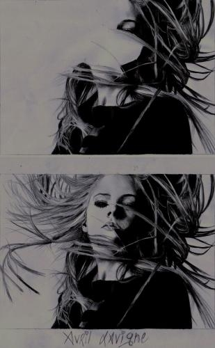 Avril Lavigne por LaSt3f